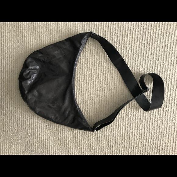 m0851 Handbags - M0851 Half Moon Shoulder Bag